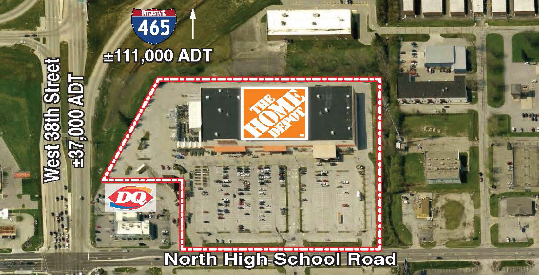 Home Depot Th Street Indianapolis