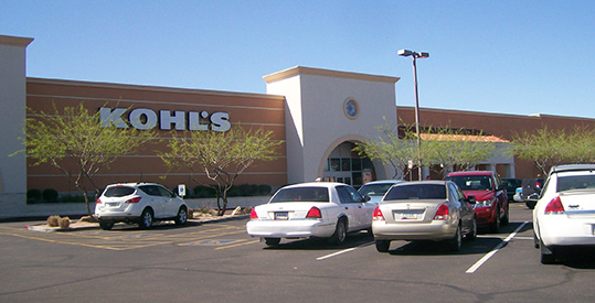 Kohl S At Falcon View Plaza Rd Management Llc