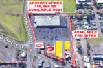 Available Anchor Space & Pad Sites